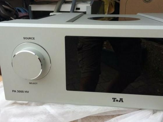 T+ A PA 3000 HV High End Verstärker