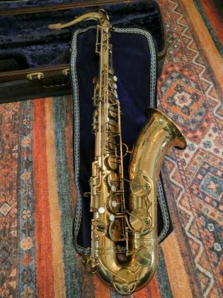Tenor Saxophon Selmer Mark VI, 5-digit 83xxx, Original, sehr gut erhalten