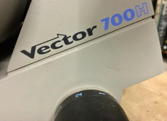 VINTEN Vector 700H Stativkopf