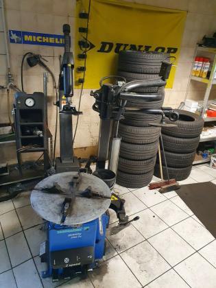 HOFMANN MONTY 3300 - 24 RACING 2 Speed + Easymont PRO montiert TOP mit Zubehör
