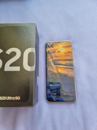 Samsung Galaxy S20Ultra 5G Comic Gray