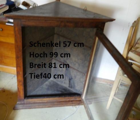 Eckkastel  für Boden oder Hängen