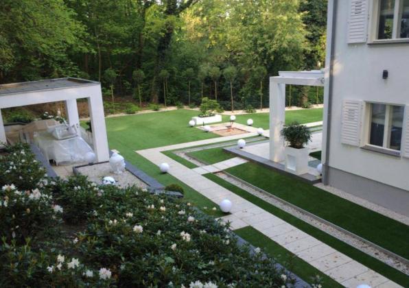 Gartengestaltung und Gartenpflege