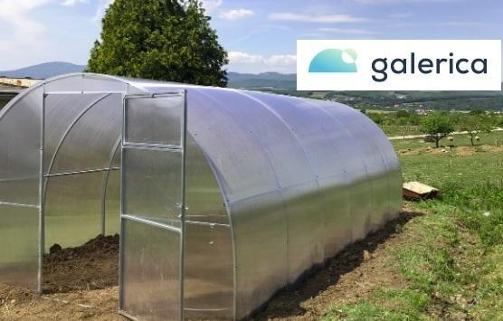 Gewächshaus GALERICA® -» THERMO GENIO«Free shipping!