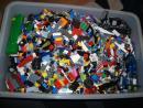 Lego ca. 25 kg Plus viele Lego Platten