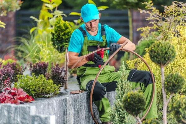 Gartengestaltung & Landschaftsgestaltung