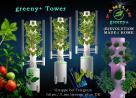 Pflanzenturm greeny+ Towe