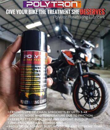 POLYTRON PL - eindringendes Schmiermittel - Spray - 20 Mal langlebig und wirksam als WD-40 - 200ml
