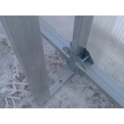 Gewächshaus - Treibhaus GOLEM 4m Breite - Polycarbonat 4 oder 6 mm - 10 Jahre Garantie - GRATIS VERSAND!